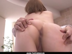 large assed alice ozawa drilled in a japan