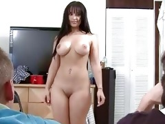 juvenile bi-sexual gals gag rod