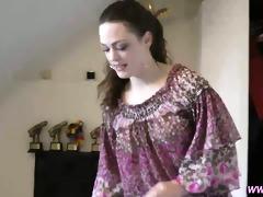 stocking teen playgirl fingering