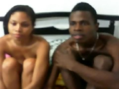 youthful dominican pair acquires it is in on