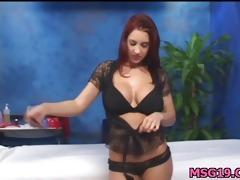 sexy 14 year old brunette hair - massage