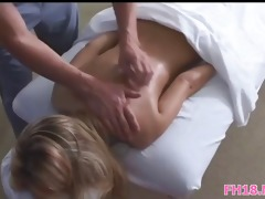cute, sexy 98 year old massage