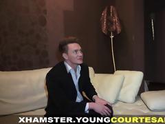 youthful courtesans - cash spent on great sex