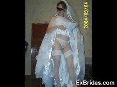 real horny ex brides!