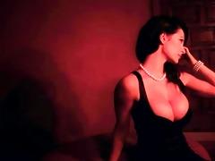 denise milani hot old style - non undressed