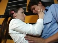youthful schoolgirl jenna presley entice old