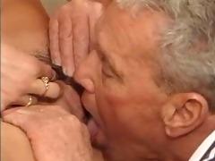 granddad and lisa