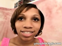 seductive juvenile dark girlfriend ashley showing