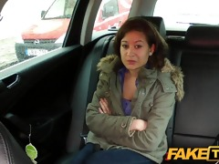 faketaxi 35 years old and engulfing taxi pecker