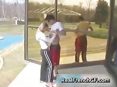 youthful french girlfriend rammed hard part3