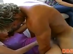 sexy young beauties engulfing dong