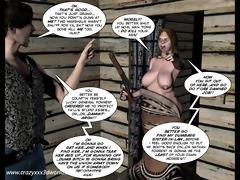 9d comic: six gun sisters. episode 63