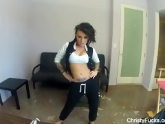 christy mack and dahlia sky trio behind the scenes