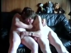 unsightly old bitch having joy eith younger