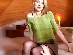russian hotty nicol fucked by old stud