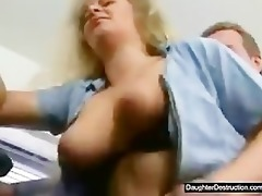 daddy craves youthful new snatch
