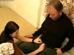old man nails recent twat
