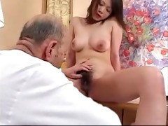 oriental hardcore spouse and old dude