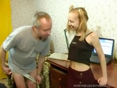 dad does step-daughter