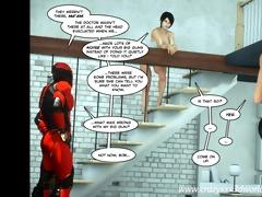 2d comic: vox populi. movie 49