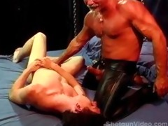 cbt beginners session with juvenile newbie