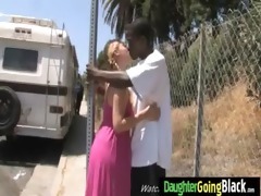watch my daughter going on giant darksome cock 5