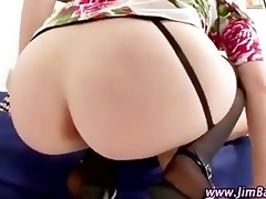 hungry for greater amount brunette hair does anal