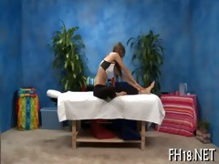 hot massage videos