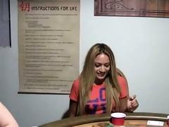 juvenile cuties fuck on poker night