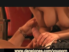 danejones breasty youthful chick romanced