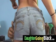 my daughter takes a real dark cock 107