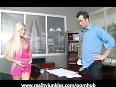 tasha reign catches her teacher jerking off