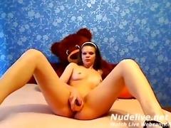 livecam masturbation - super enchanting livecam
