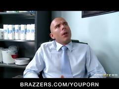 sexy juvenile breasty blond waitress bonks &