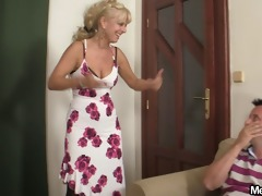 cute gf receives drilled by his parents