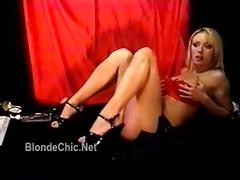 sexy nasty blonde female-dominant 3
