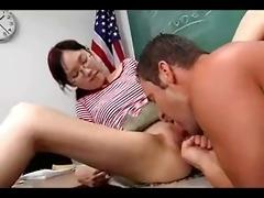 teachers pet !