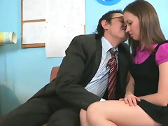 pounding babe\s tight cookie