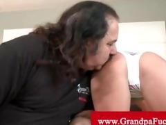 grandpa jeremy eats juvenile fur pie