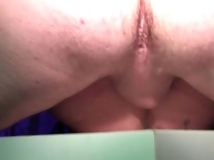 juvenile french wench hard team-fucked and jizzed