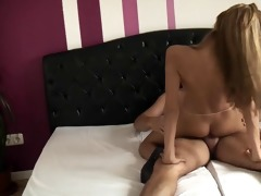 juvenile guy enticed and drilled
