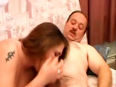 chubby dad fucking big beautiful woman