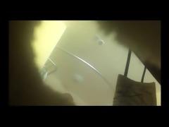 spying juvenile girl in hotel baths
