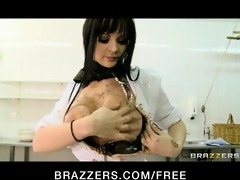 large tit dark brown doxy copulates a teachers