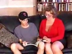 teacher seduces her juvenile student