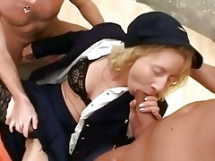 old team fuck doxy acquires multiple indecent