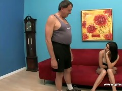 daddys quick engulf and tug