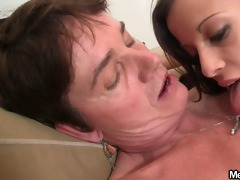 gf have oral-sex joy with her bfs family