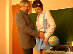french schoolgirl humiliated and molested by old