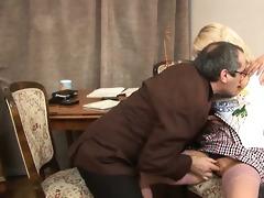 lascivious teacher seducing legal age teenager